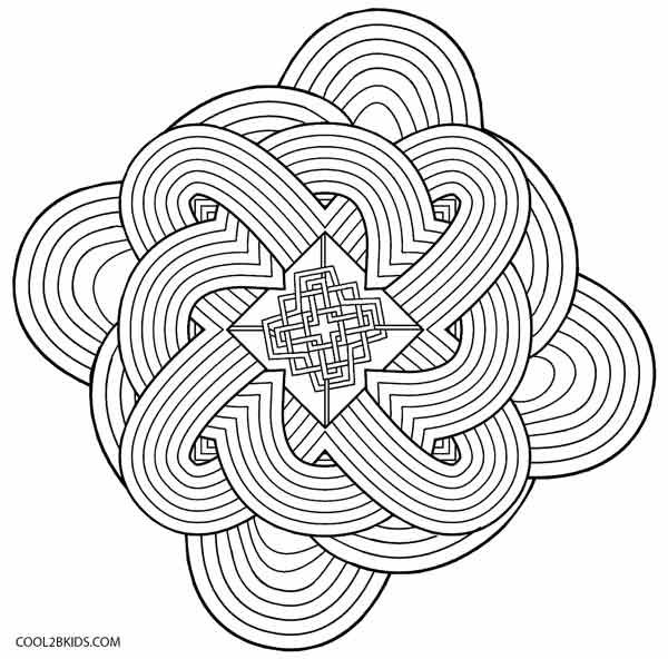Image result for kaleidoscope image | Coloring Books and Pages ...