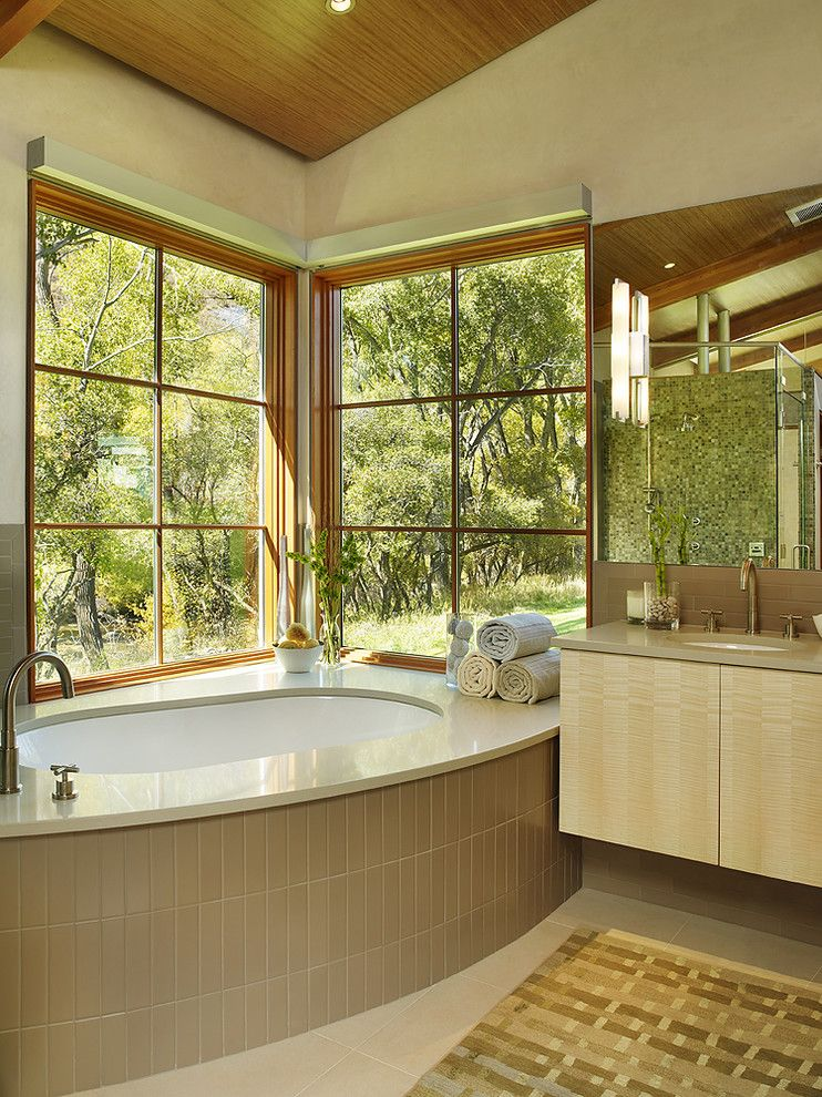 best-whirlpool-tubs-Bathroom-Contemporary-with-area-rug-aspen ...