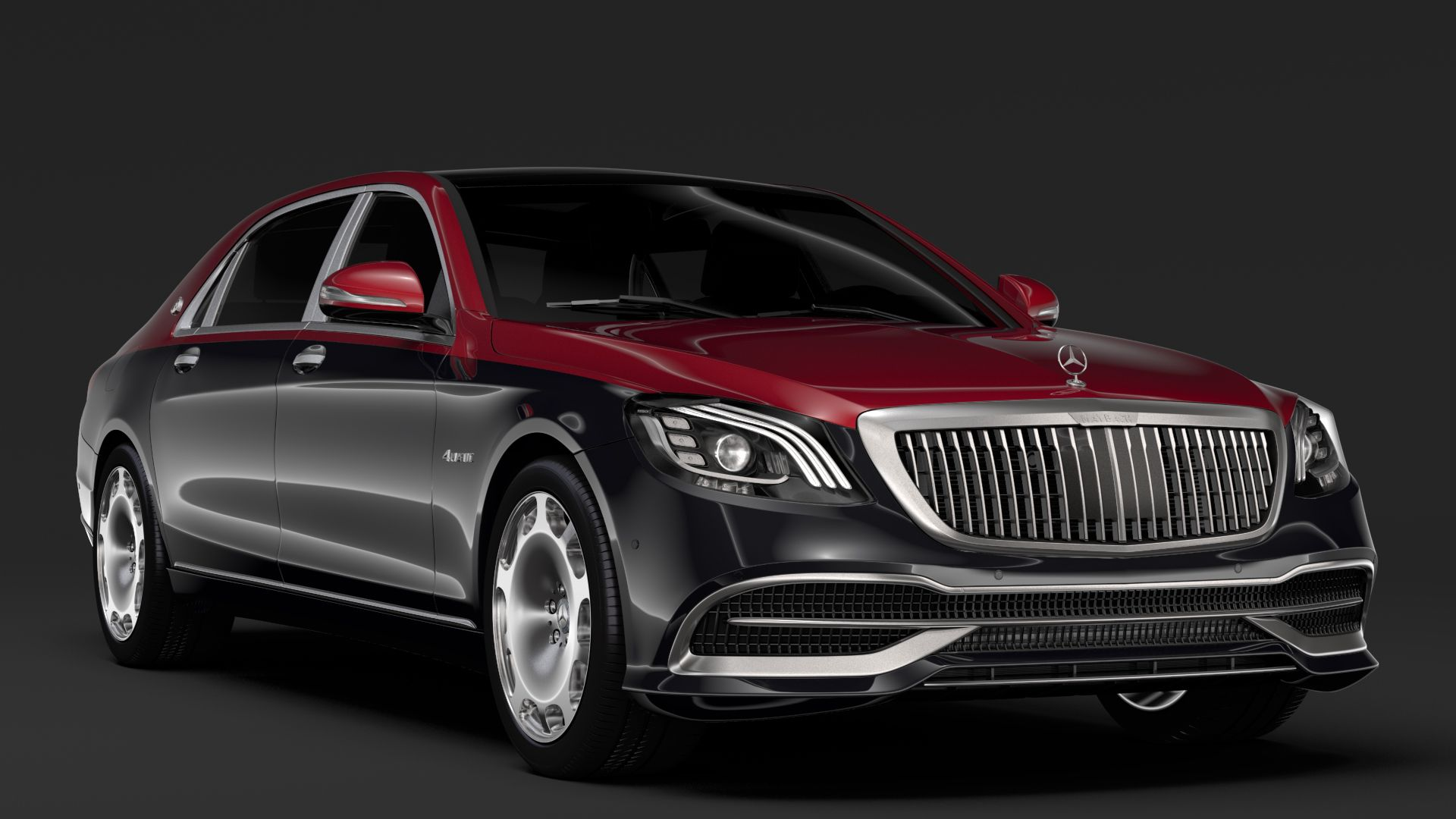 Mercedes Maybach S 560 4matic X222 2019 With Images Mercedes