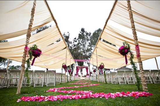 Wedding Tent Cover