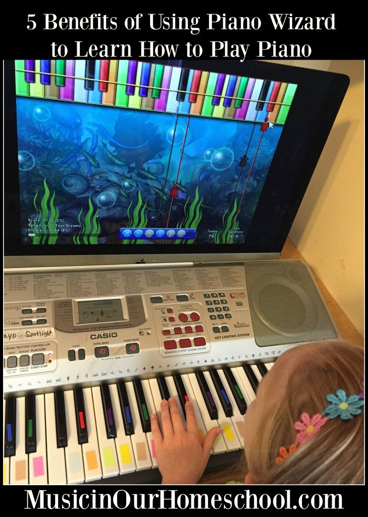 5 Benefits of Using Piano Wizard to Learn How to Play Piano