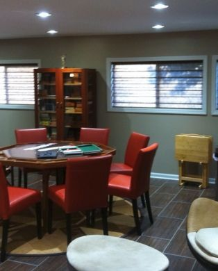 Modern Man Cave - Game Room Makeover | Décorview