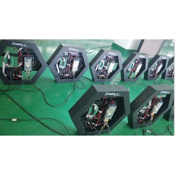Hexagon SMD LED Full Color Screen Indoor P4 LED Display | LED PANEL