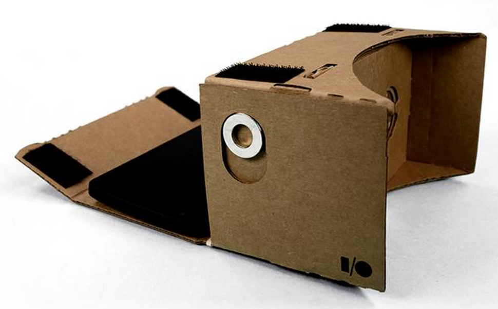 Want Cardboard Here S How To Make Or Buy Google S Diy Vr
