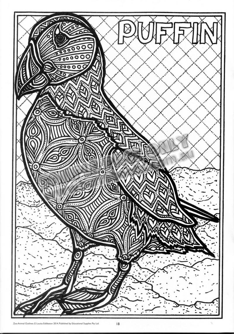 google coloring pages animals - photo#35