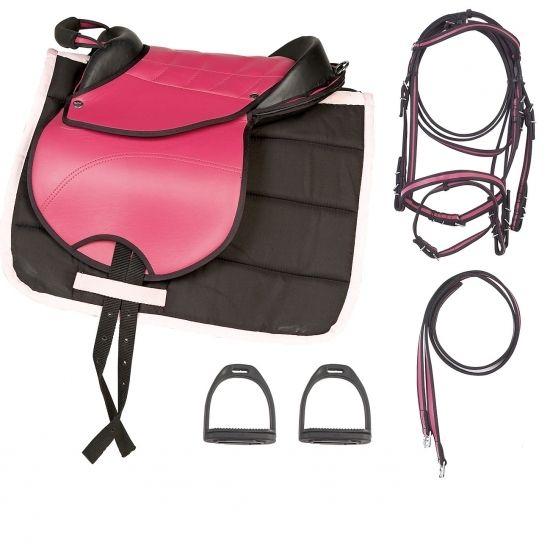 Pink pink pink pink )(: Thanks purple-pink-horse-tack :)