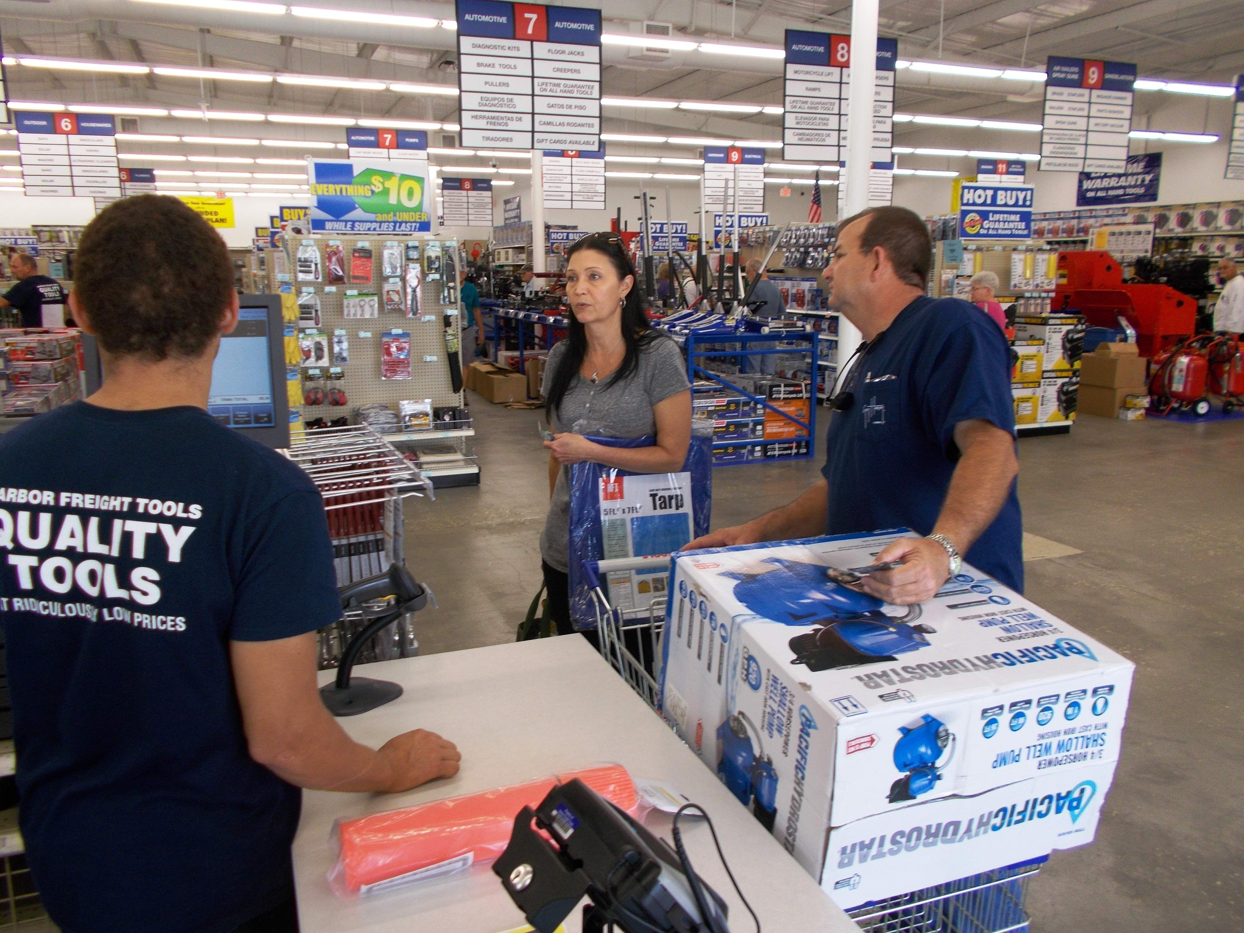 Image Gallery harbor freight tools locations