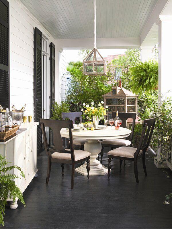 Modern Farmhouse Outdoor Design Photo by Wayfair | Outdoor ...