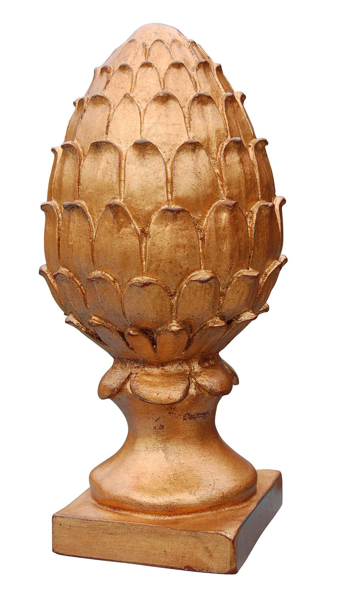 Lab Birds And Tree Figurine Tall Vase Decor Figurines