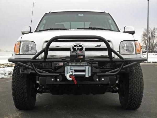 Tube Front Bumper Tundra 2000 2006 Aor Tube Tundra 2000 2006 654 00 Addicted Offroad Tundra Toyota Tundra Trd 2004 Toyota Tundra