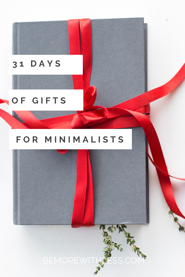 31 Days of Gifts (Daily Delight for The Holiday Season)