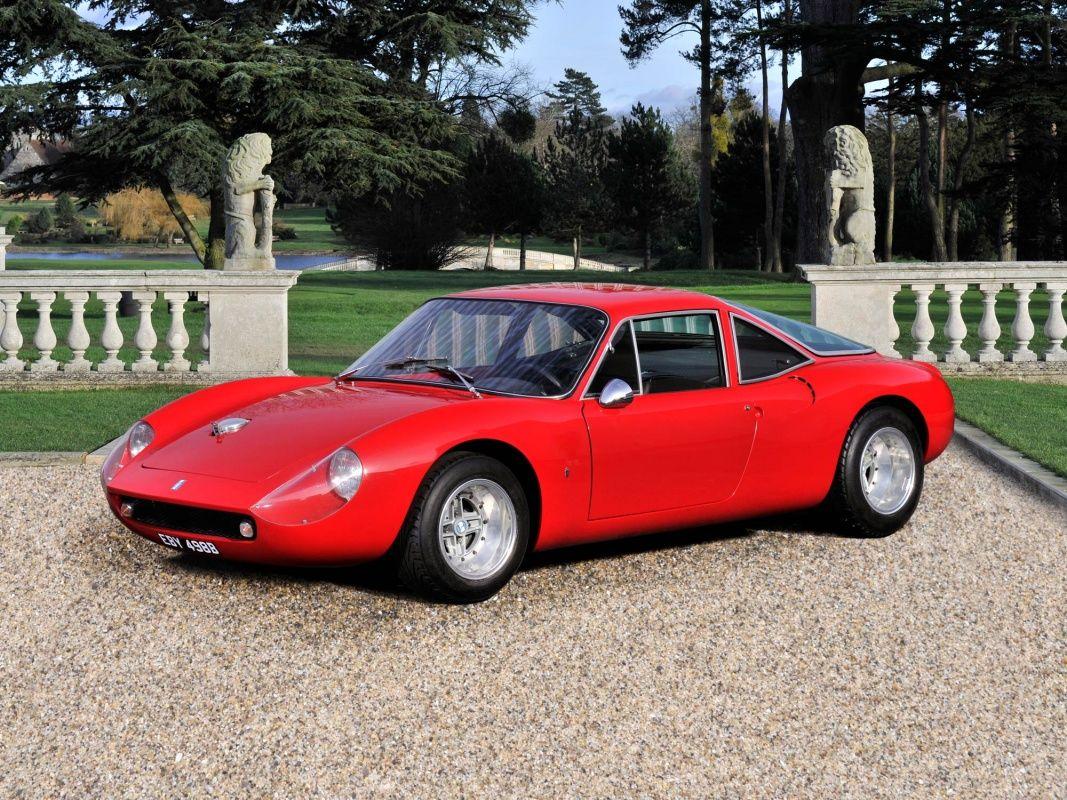 1964 De Tomaso Vallelunga | Classic Driver Market | De Tomaso ...