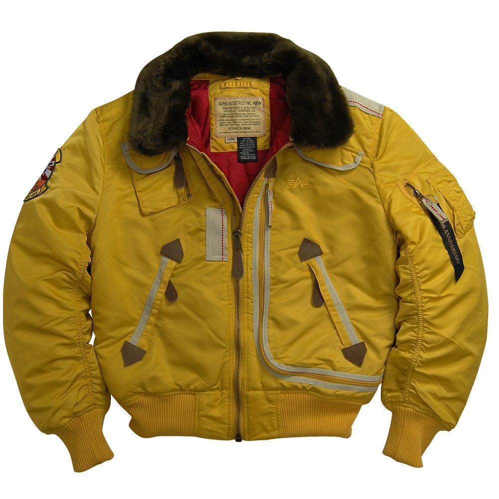 Details About Alpha Industries Men S Winter Jacket Jacket