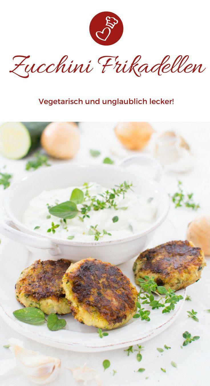 Zucchini Frikadellen | Rezept | Koch mal was - Let's cook ...