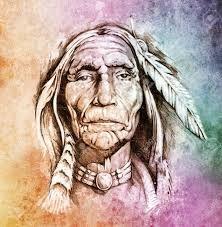 Resultado de imagen de espiritus indios norteamericanos