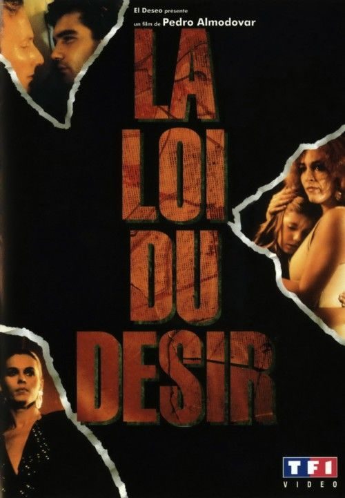La Ley Del Deseo Pedro Almodovar Movie Covers Movie Posters