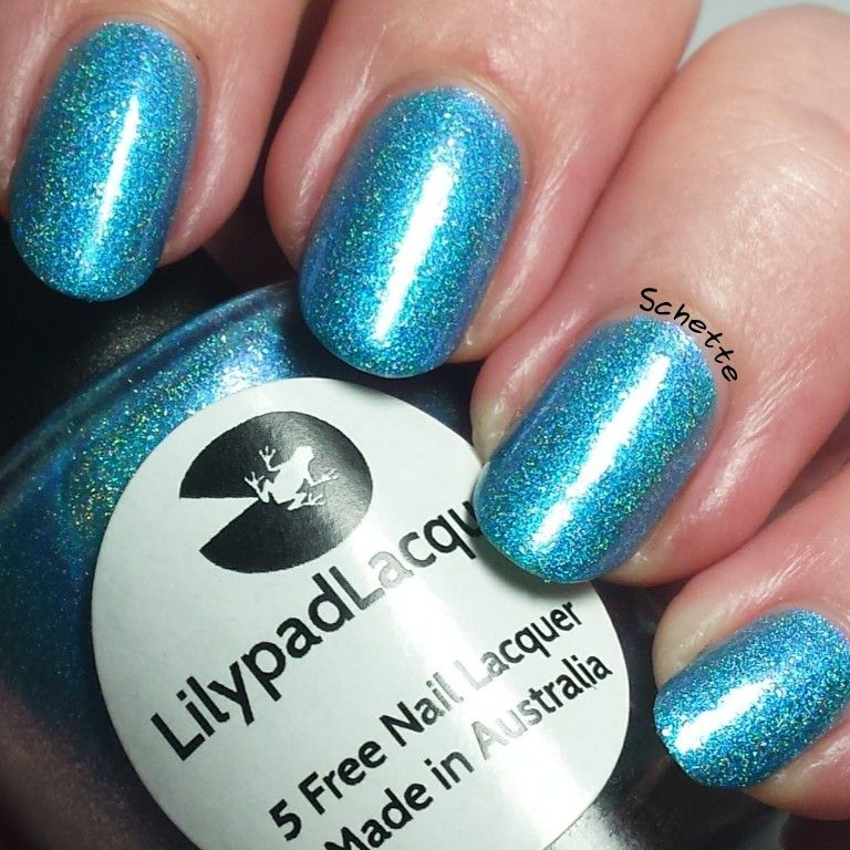 Lilypad Lacquer : With love from me to you