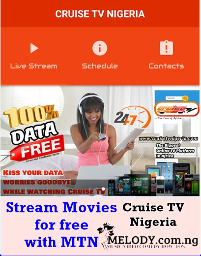 Cruise Tv Nigeria Tv App Cruise Streaming Tv