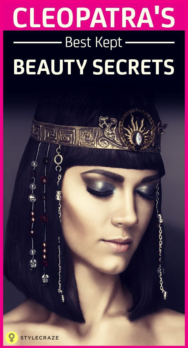 Cleopatra comes from Greek origin and is known for her Beauty and Flawless skin….