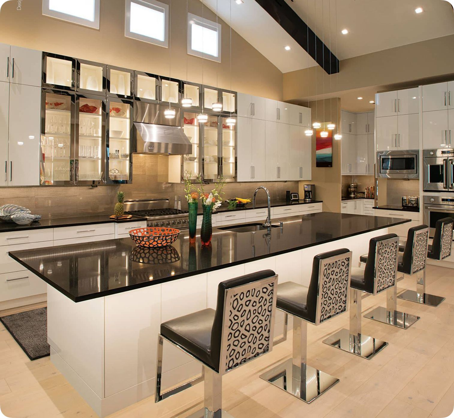Ad hbx woodmode house interiors beautiful homes kitchens of beauty nice houses also pinterest rh in