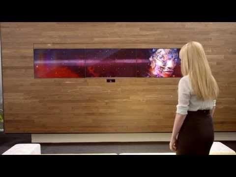 Adobe's Executive Video Wall Experience