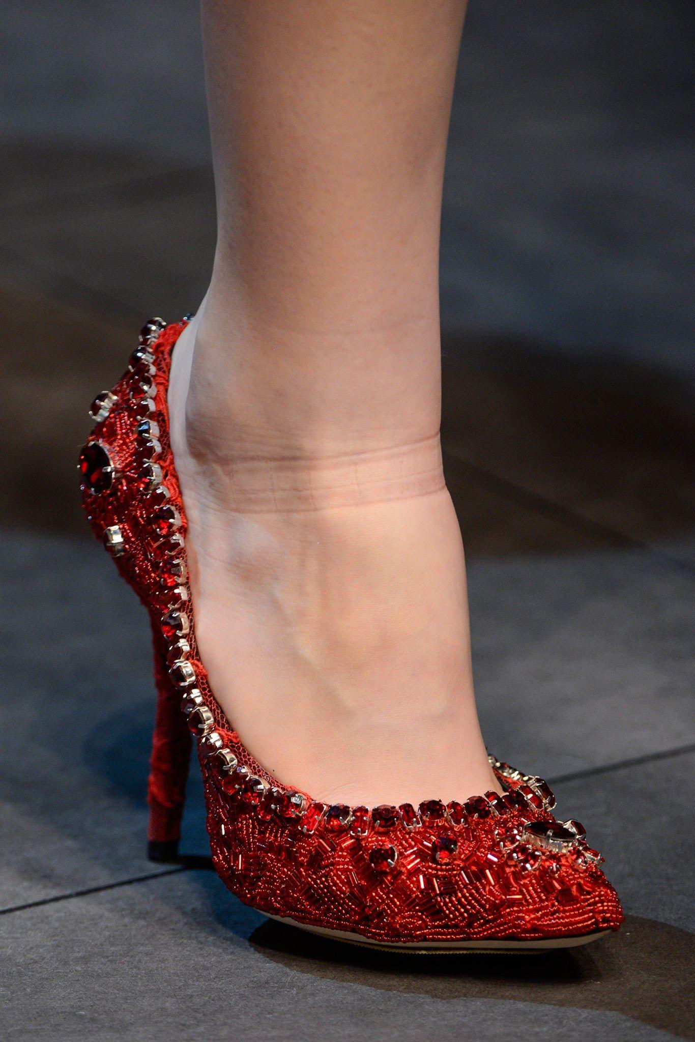 Dolce&Gabbana秋季2013成衣配饰照片 - 时尚