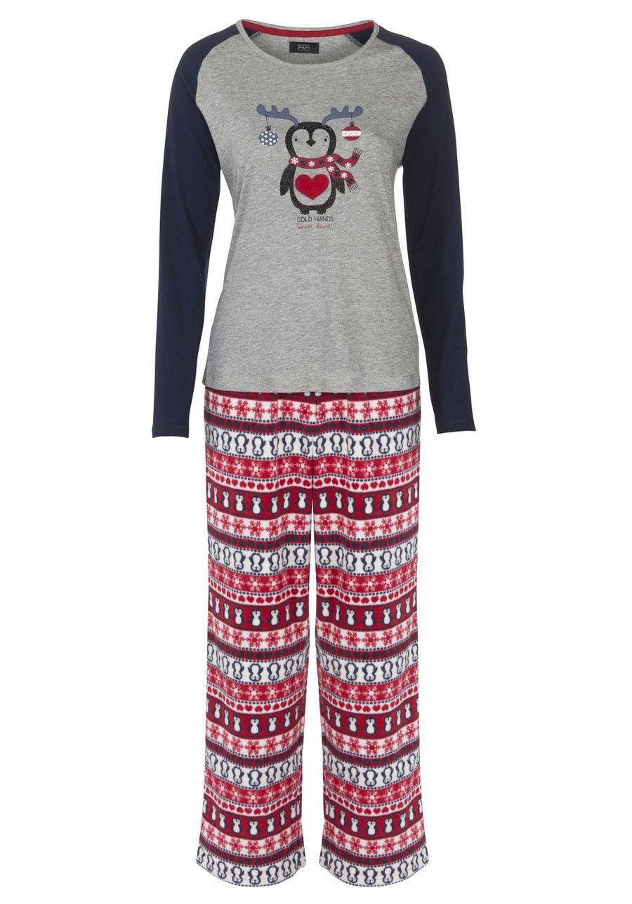 Clothing at Tesco | Fu0026F Penguin Fair Isle Fleece Bottoms Pyjamas with Gift Box u003e nightwear  sc 1 st  Pinterest & Clothing at Tesco | Fu0026F Penguin Fair Isle Fleece Bottoms Pyjamas ... Aboutintivar.Com