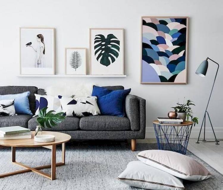 50 Splendid Scandinavian Home Office And Workspace Designs: 50+ Home Office Scandinavian Design Inspirations