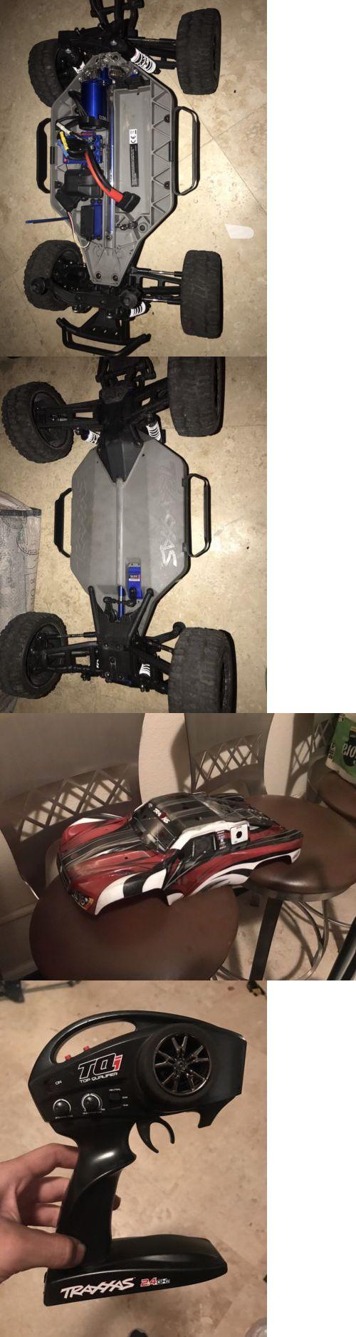 Cars Trucks and Motorcycles 182183 Traxxas Slash 4X4