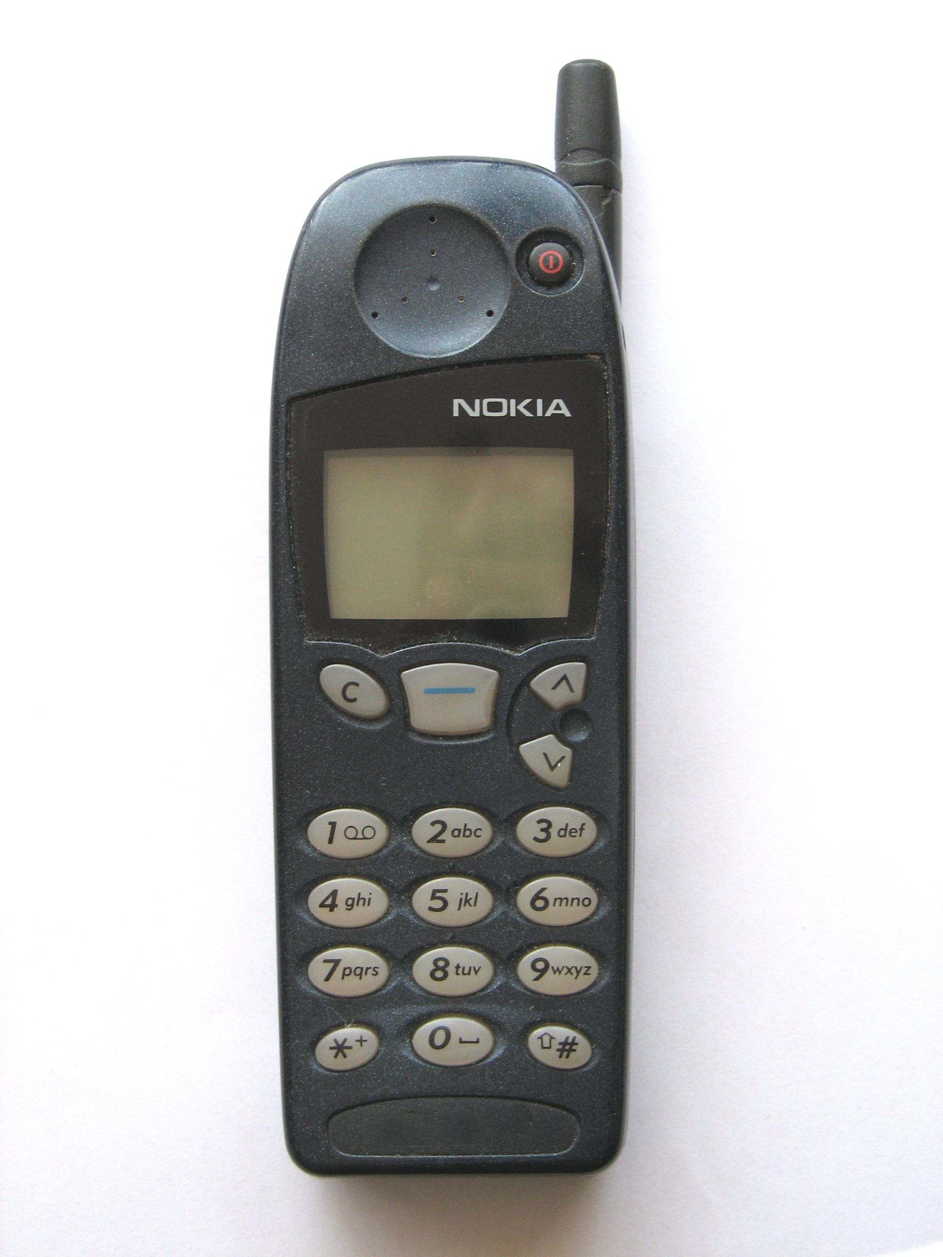 The Original Nokia Cell Phone 90s 00s Nostalgia Memories Snake Ringtone
