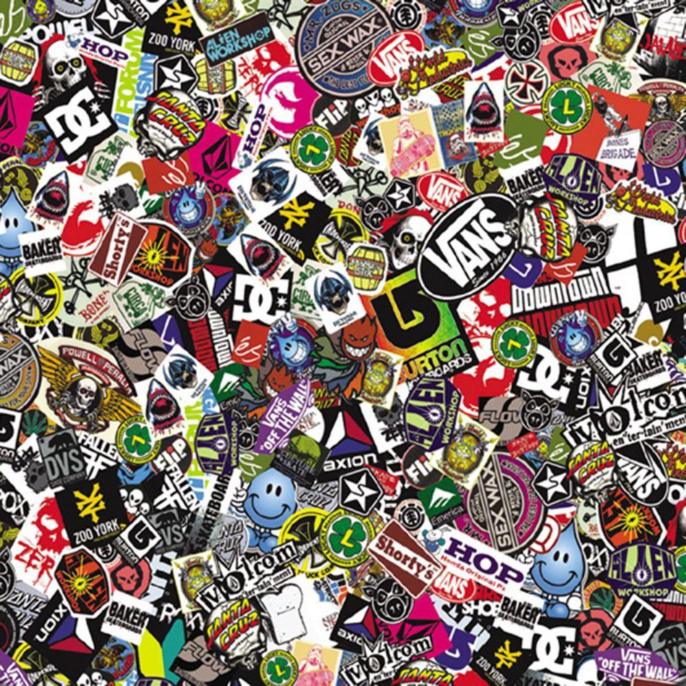 Image result for car bamper sticker bomb designs
