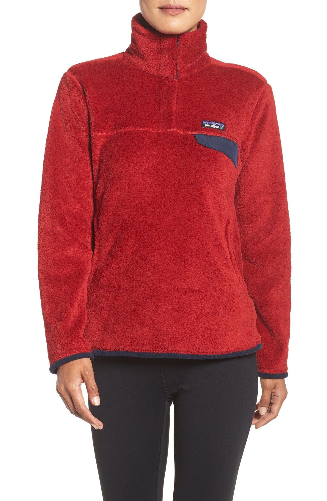 Patagonia Re Tool Snap T 174 Fleece Pullover Pullover