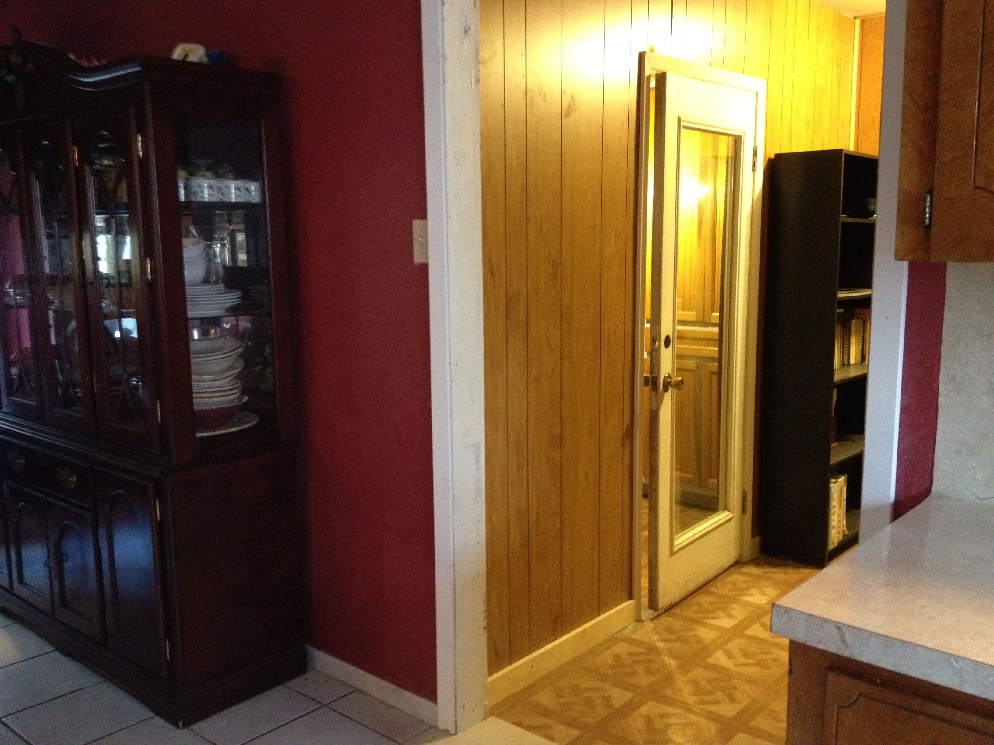 Best Remodeled Garage Into Laundry Room Walk In Pantry Master 400 x 300