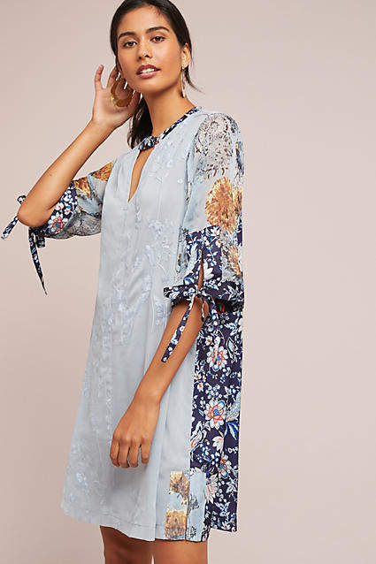 c51d08daaabb Tiny Laced Lotus Tunic Dress #ad #AnthroFave #AnthroRegistry Anthropologie # Anthropologie #musthave