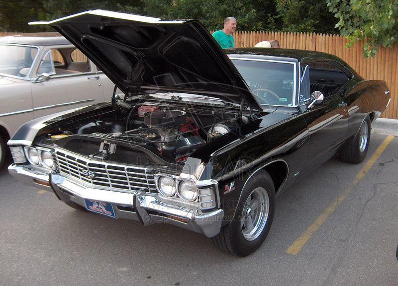Chevy Impala 67 Raridade Chevy Impala Chevy Impala 1967 Chevy