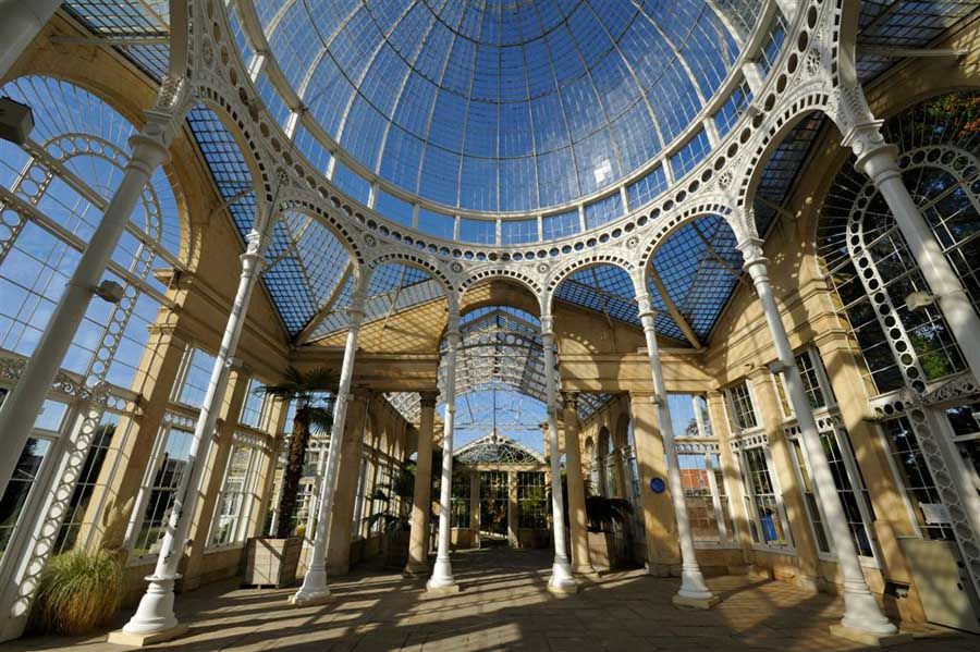 Great Conservatory Syon Park House