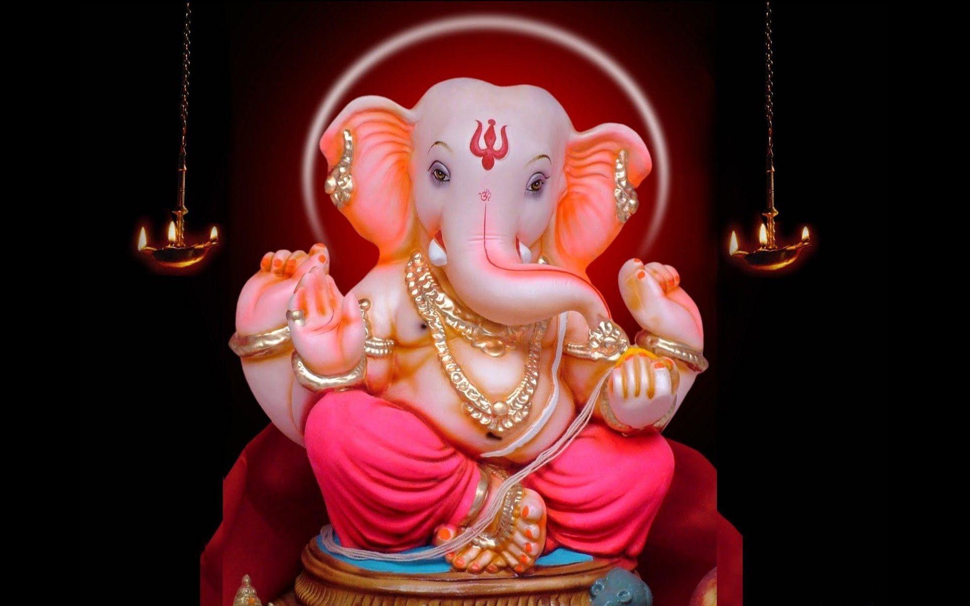 Hd wallpaper ganesh - Lord Ganesh High Quality Wide Hd Wallpaper Hd Wallpapers Rocks