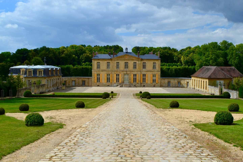 Chateau De Villette Condecourt Paris Chateau French Country House Luxury Estate