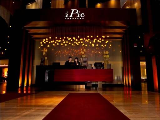 Ipic Theater Westwood Places Worth A Visit In Los