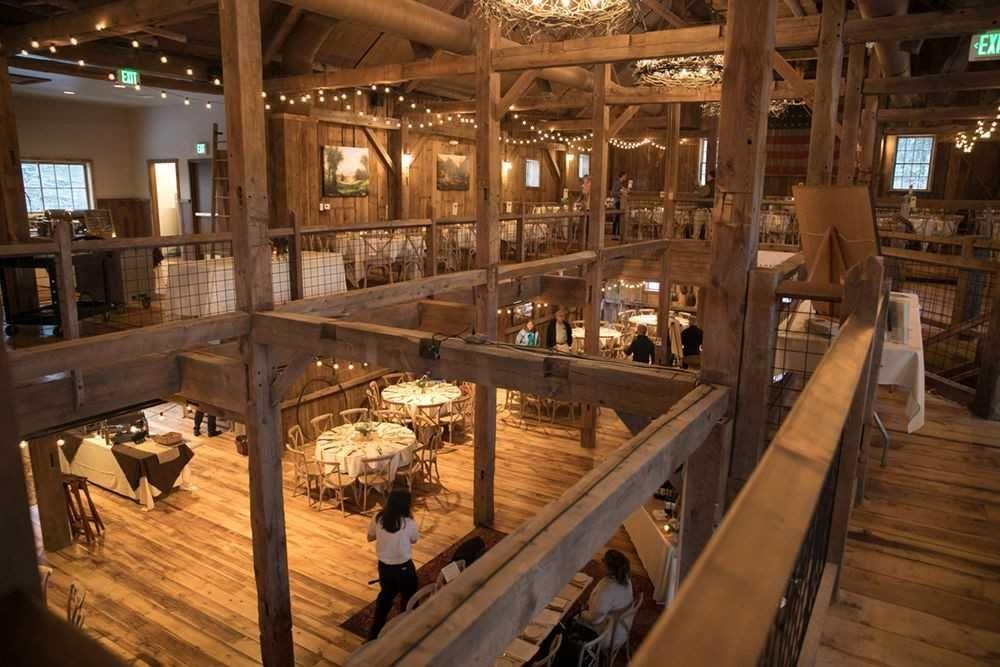 The Barn on the Pemi - Venue - Plymouth, NH - WeddingWire ...