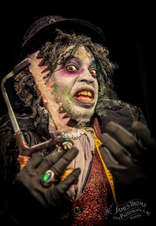 Thee Undertaker , KI Halloween Haunt | Cosplay / Costumes RPF ...