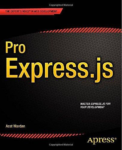 Pro expressjs free ebooks download manuais de nodejs pinterest pro expressjs free ebooks download fandeluxe Image collections