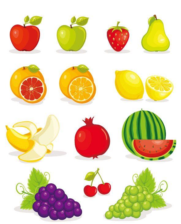 Mas De 40 Frutas Verduras Y Hortalizas Vectorizadas Puerto Pixel Recursos De Diseno Verduras Dibujo Verduras Y Hortalizas Ilustracion De Fruta
