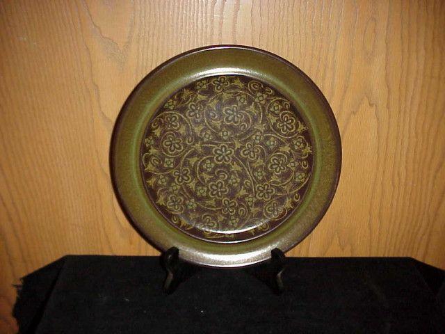 Franciscan china 1 dinner plate pattern madeira usa | Madeira, China ...