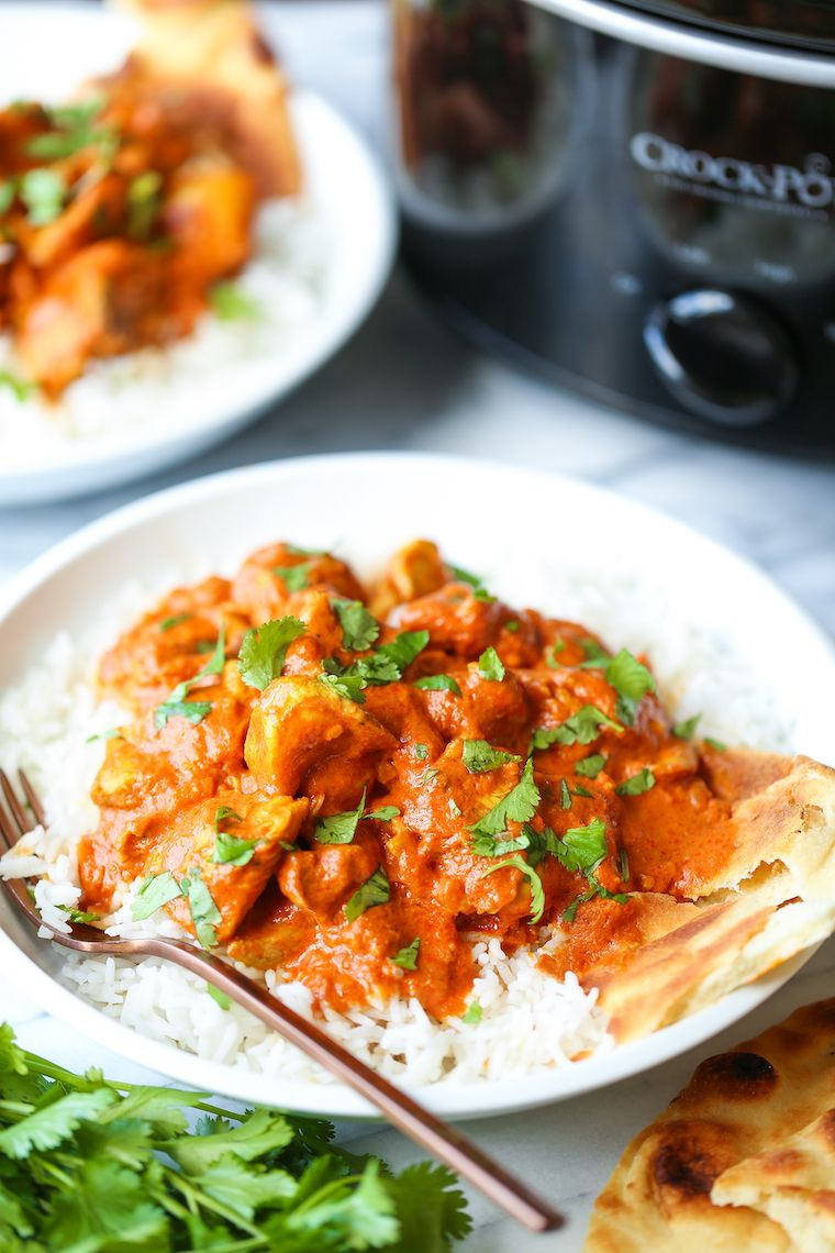 Photo of Slow Cooker Indian Butter Chicken