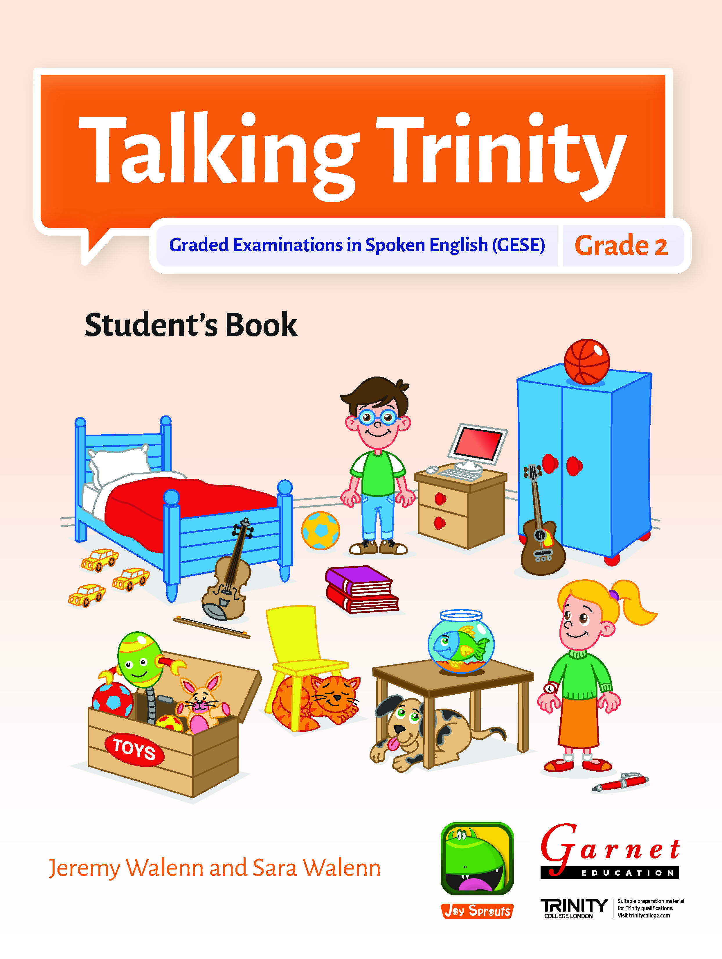 Talking Trinity Edition Gese Grade 2 Student S Book
