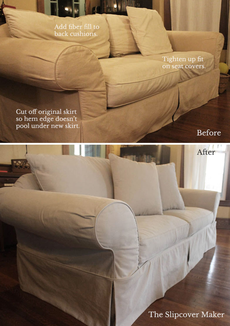 How To Design Your Slipcover Like A Pro Slipcovers Custom Sofa