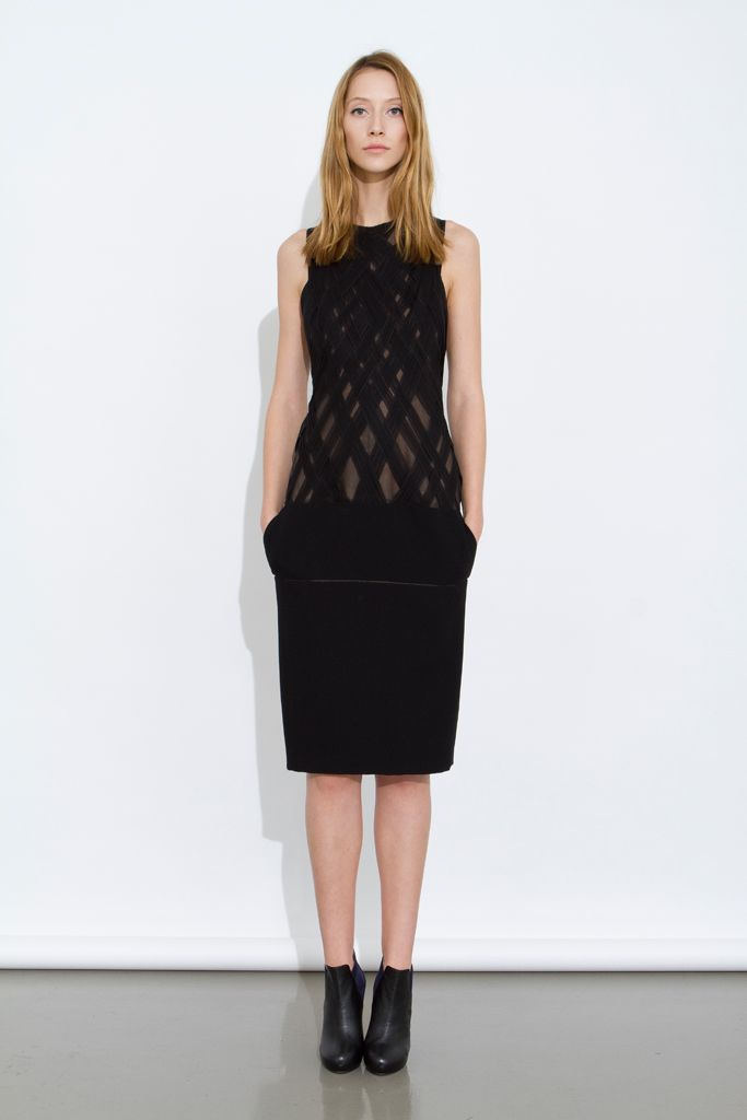 J. Mendel Pre-Fall 2012 Collection Slideshow on Style.com