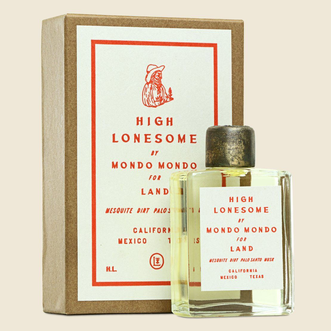 High Lonesome by Mondo Mondo | Design packaging, Packaging design ...