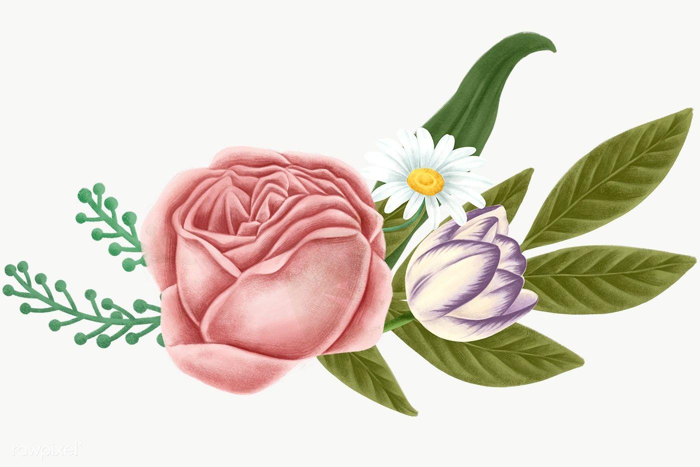 Download Premium Png Of Vintage Flower Bouquet Transparent Png 2091333 Vintage Flowers Flowers Bouquet Flowers